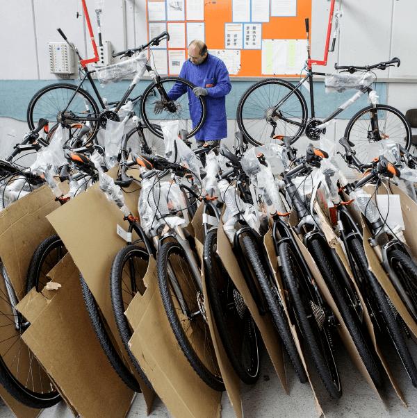 fabrica de bicicletas