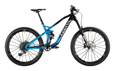 mountain bike de enduro