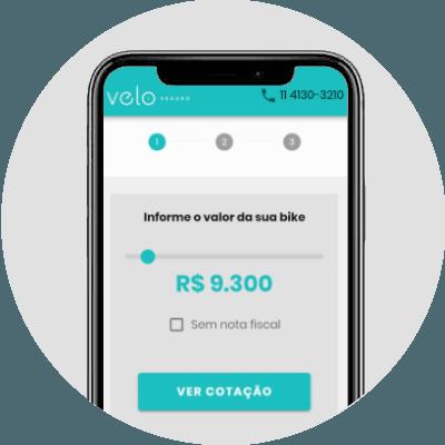 Valor de bicicleta segurada VeloSeguro