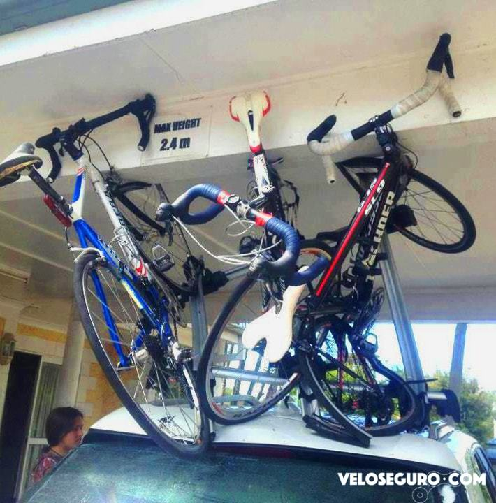Danos durante transporte - cobertura de um seguro de bike