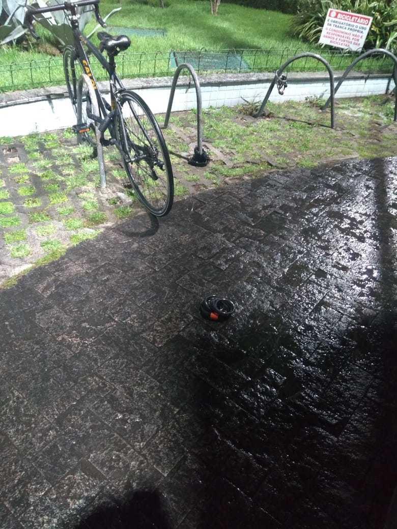seguro de bike na prática - furto de bicicketa