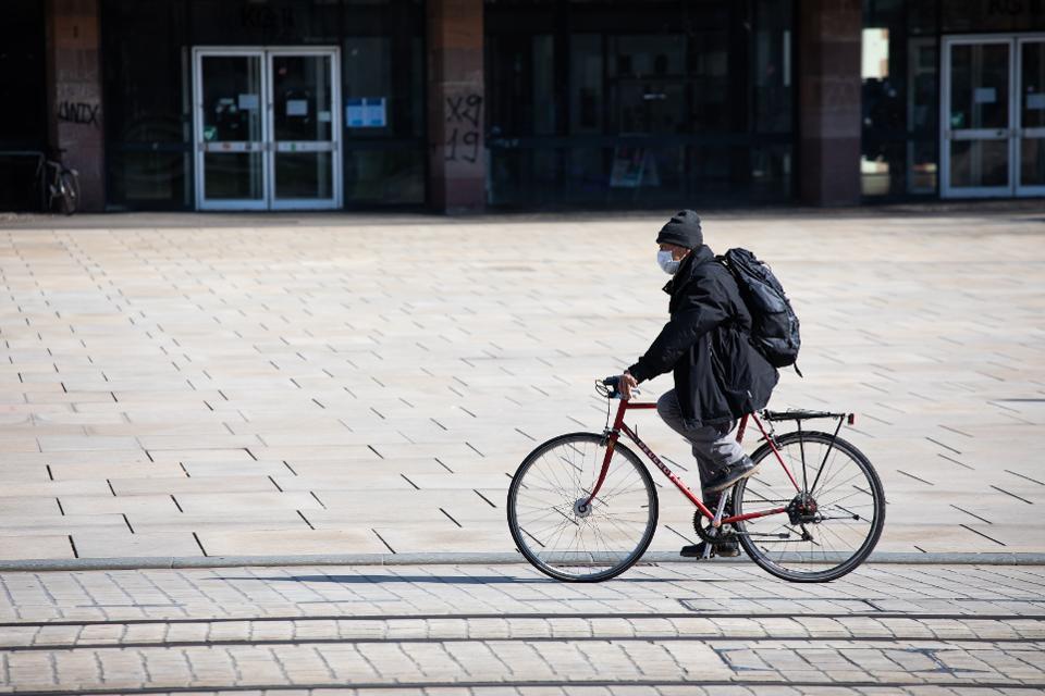 bike e coronavírus