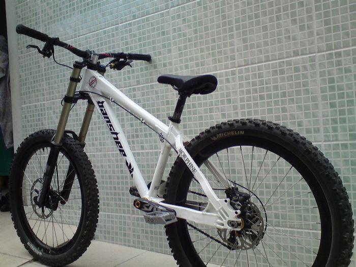 escolhendo uma bike