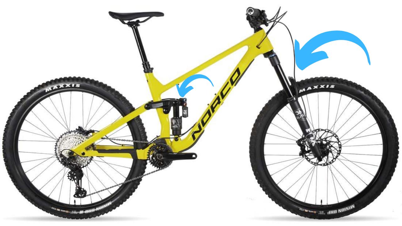 escolhendo uma bicicleta