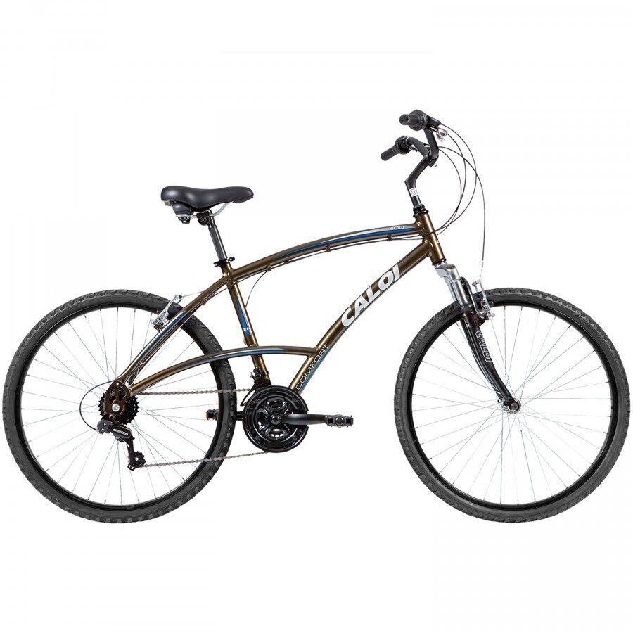 como escolher bike de passeio